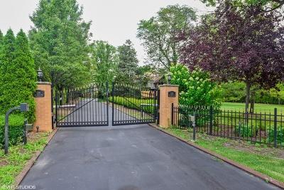 Oak Brook Single Family Home For Sale: 324 Oak Brook Road