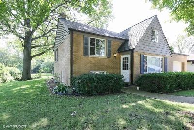 La Grange Highlands Single Family Home For Sale: 5341 South Edgewood Lane