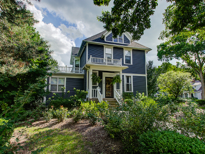 Hinsdale Single Family Home For Sale: 304 East Chicago Avenue