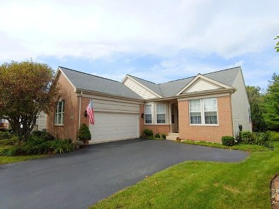West Dundee Single Family Home For Sale: 2816 Wessex Drive