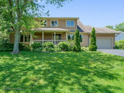 Willowbrook Single Family Home For Sale: 9s724 Clarendon Hills Road