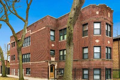 Multi Family Home For Sale: 5000 North Ridgeway Avenue