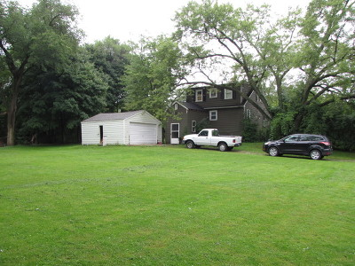 Warrenville Single Family Home For Sale: 3s221 State Route 59 Highway