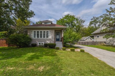 Elmhurst Single Family Home For Sale: 215 East North Avenue