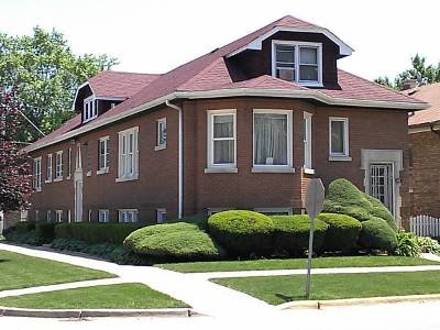 Berwyn Multi Family Home For Sale: 1401 Home Avenue