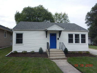 Joliet IL Single Family Home Re-Activated: $91,000
