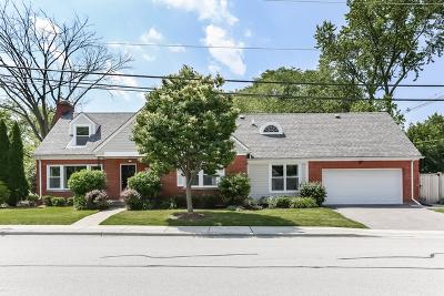 Glenview Single Family Home For Sale: 244 Elm Street