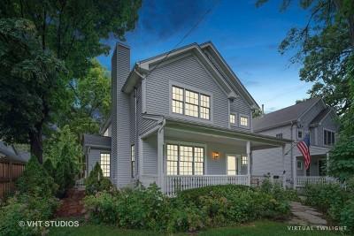 Batavia Single Family Home For Sale: 215 Union Avenue