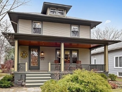 Hinsdale Single Family Home For Sale: 11 North Vine Street