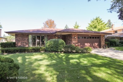 Mount Prospect Single Family Home For Sale: 1812 East Aztec Lane