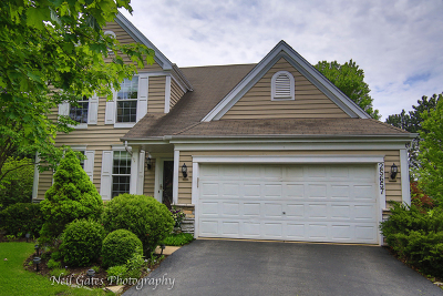Warrenville Single Family Home For Sale: 2s657 Westbury Court