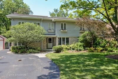 Highland Park Single Family Home For Sale: 1792 Clifton Avenue