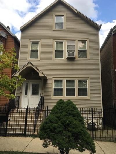 Multi Family Home For Sale: 1721 North Artesian Avenue