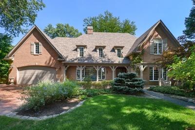 Wilmette Single Family Home For Sale: 1130 Romona Road