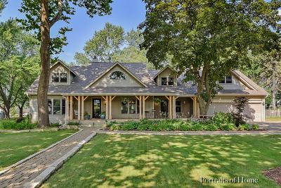 Wheaton Single Family Home For Sale: 0n014 Nepil Avenue