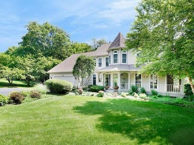 St. Charles Single Family Home Price Change: 4030 Green Willow Lane