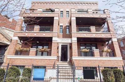 Condo/Townhouse For Sale: 1312 West Webster Avenue #2W