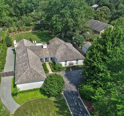 Lake Forest Single Family Home Contingent: 465 Lexington Drive