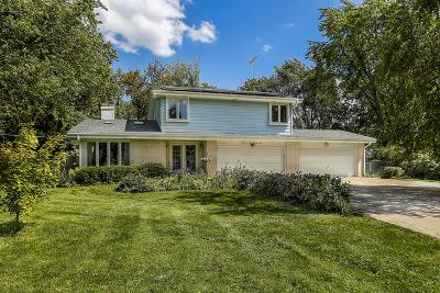 Warrenville Single Family Home For Sale: 2s475 Riverside Avenue