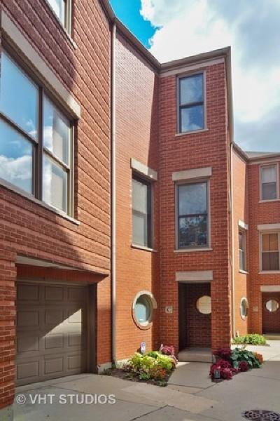 Condo/Townhouse Price Change: 1149 West Armitage Avenue #C