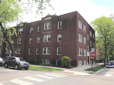 Condo/Townhouse For Sale: 2153 West McLean Avenue #2