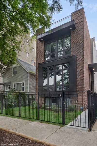 Single Family Home For Sale: 2013 North Whipple Street