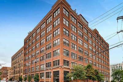 Condo/Townhouse For Sale: 913 West Van Buren Street #7B