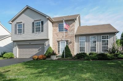 Oswego Single Family Home For Sale: 312 Century Drive