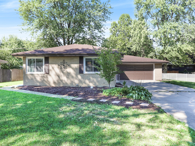 Joliet Single Family Home Re-Activated: 629 Tana Lane