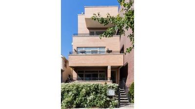 Roscoe Village Condo/Townhouse For Sale: 3052 North Oakley Avenue #2