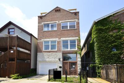 Wicker Park, Bucktown Condo/Townhouse For Sale: 2134 North Winchester Avenue #1A