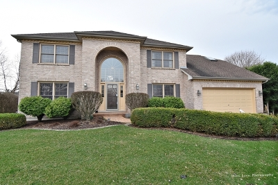 Geneva Single Family Home New: 2748 Peterson Court