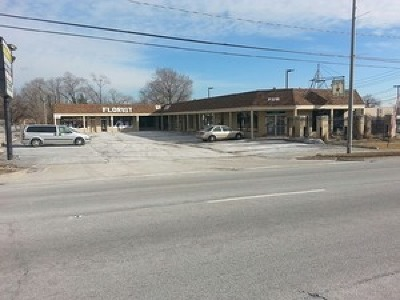 Oak Forest Commercial For Sale: 15417 Cicero Avenue