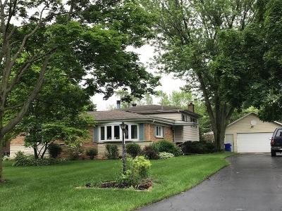 Wheaton Single Family Home Price Change: 1308 Wakeman Avenue