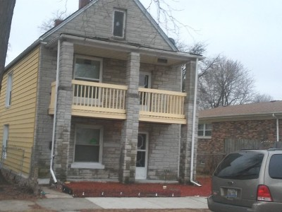 Calumet City  Single Family Home For Sale: 505 154th Place