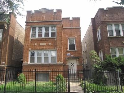 Multi Family Home For Sale: 6425 North Oakley Avenue