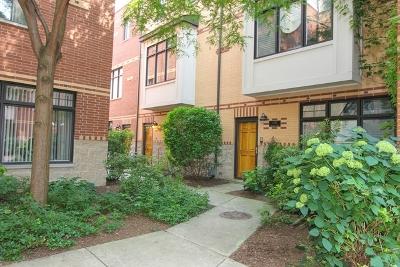 Oak Park Condo/Townhouse For Sale: 1016 Baldwin Lane
