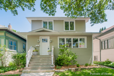 Oak Park Single Family Home For Sale: 744 Hayes Avenue