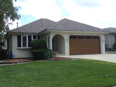 Chicago Ridge  Single Family Home For Sale