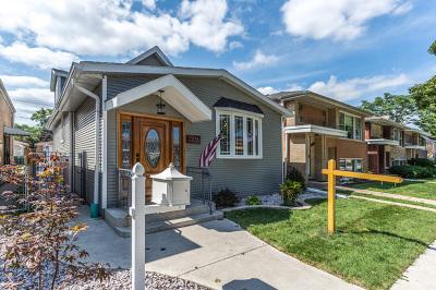 Berwyn Single Family Home For Sale: 3736 East Avenue