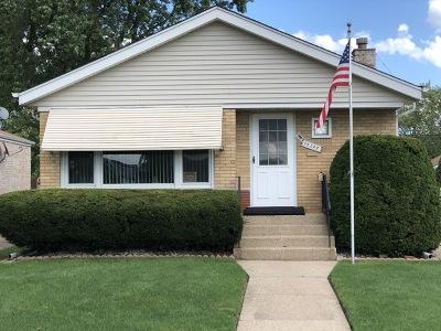 Riverdale Single Family Home Price Change: 13925 South Stewart Avenue