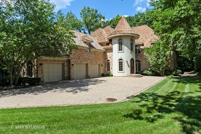 Highland Park Single Family Home For Sale: 839 Bob O Link Road