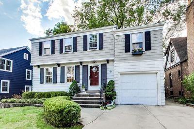 Elmhurst Single Family Home Price Change: 462 South Washington Street