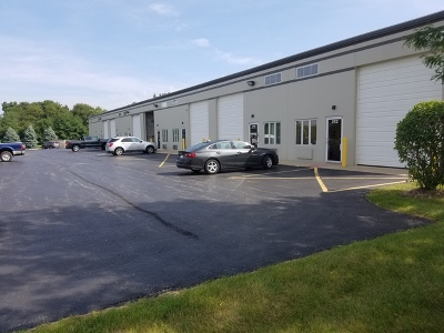 New Lenox Commercial For Sale: 252 Stone Court