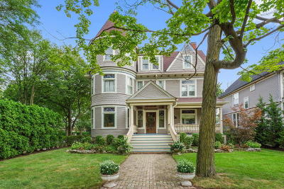 La Grange Single Family Home For Sale: 103 South Kensington Avenue