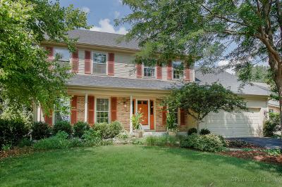 Wheaton Single Family Home For Sale: 1902 Jessica Court