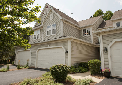 Glen Ellyn Condo/Townhouse For Sale: 86 Tanglewood Drive