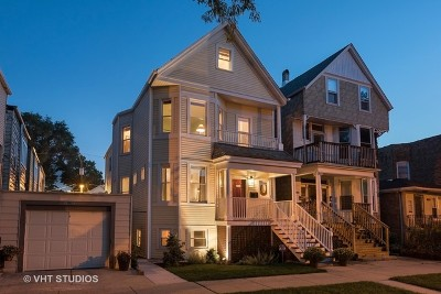 Single Family Home Re-Activated: 1909 West Eddy Street
