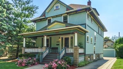 La Grange Park Single Family Home For Sale: 340 North Waiola Avenue