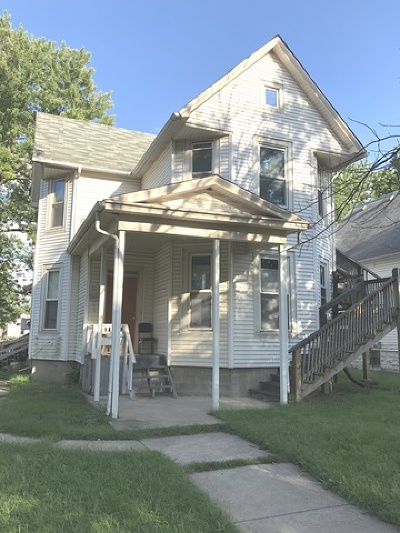 Kankakee Multi Family Home For Sale: 948 South East Avenue